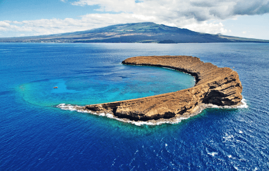 Molokini Crater View